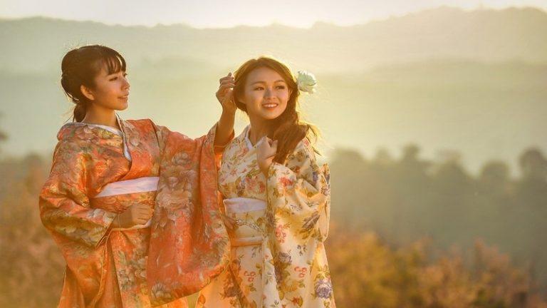 Japanische frauen zum kennenlernen
