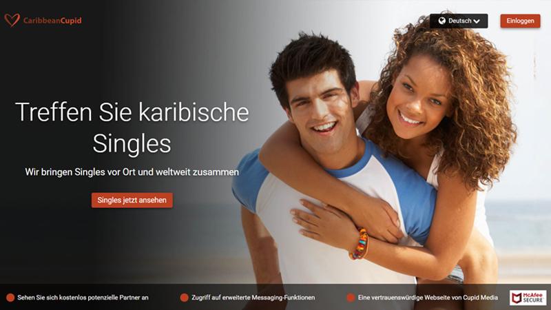 CaribbeanCupid.com Frauen Kennenlernen
