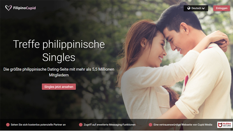 FilipinoCupid Frauen Kennenlernen