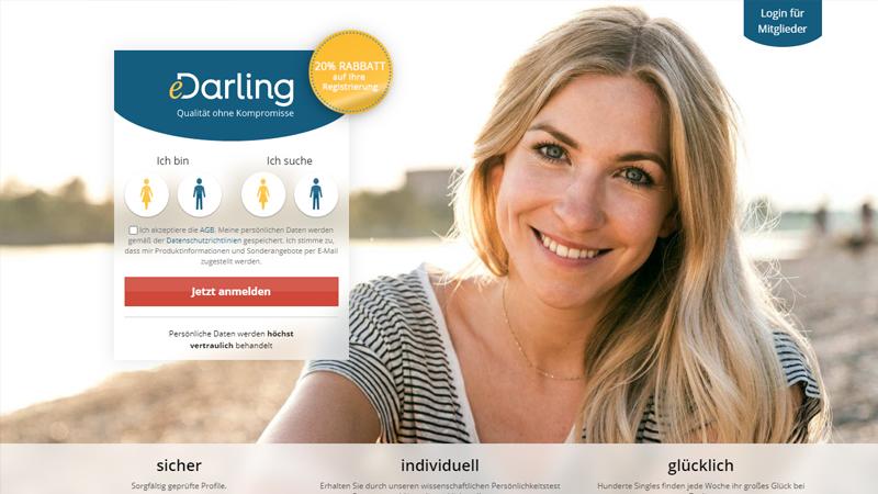 edarling.com frauen kennenlernen