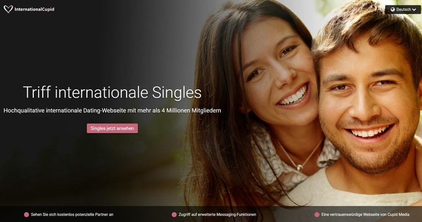 InternationalCupid App im Test