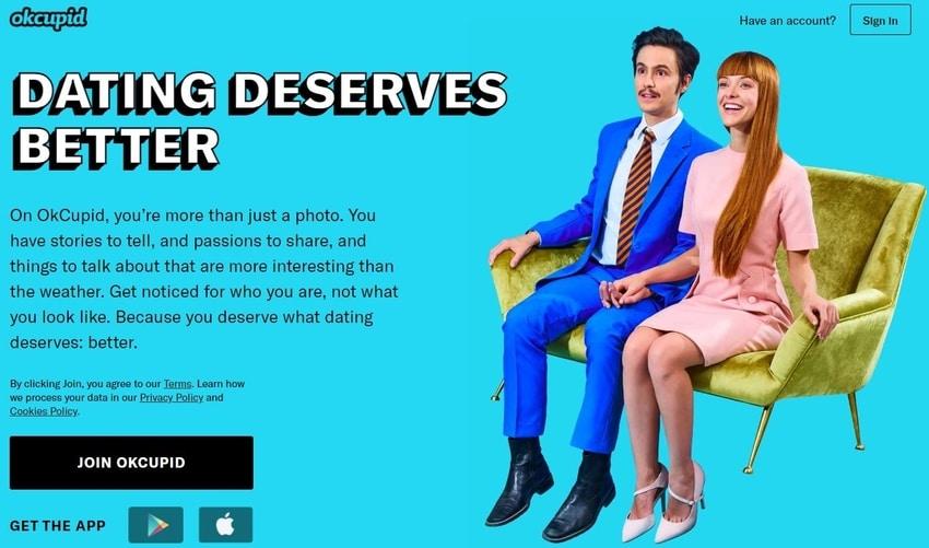 OkCupid Erfahrungen