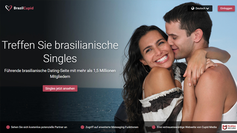partnersuche BrasilCupid