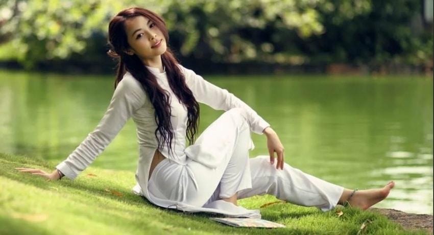 Frauen aus Vietnam online treffen