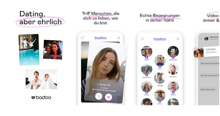 Badoo app test