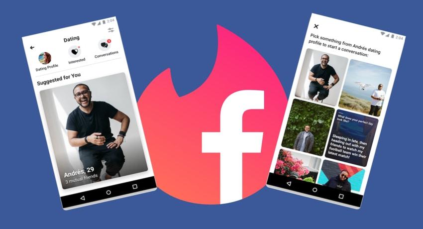 Facebook Dating in Deutschland